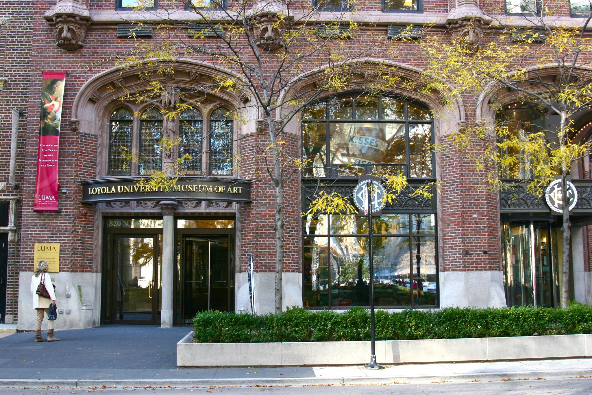 Chicago Museums  Art Galleries The Magnificent Mile - Museums on us list