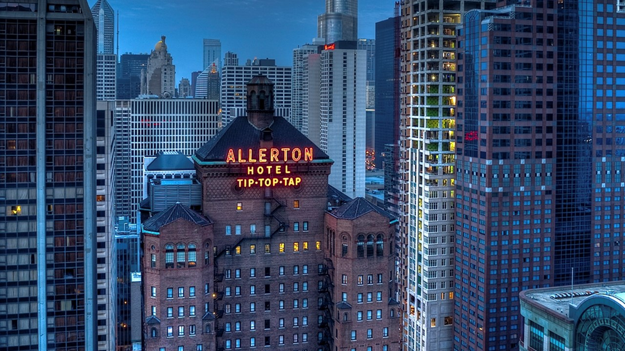 The Warwick Allerton Hotel Chicago