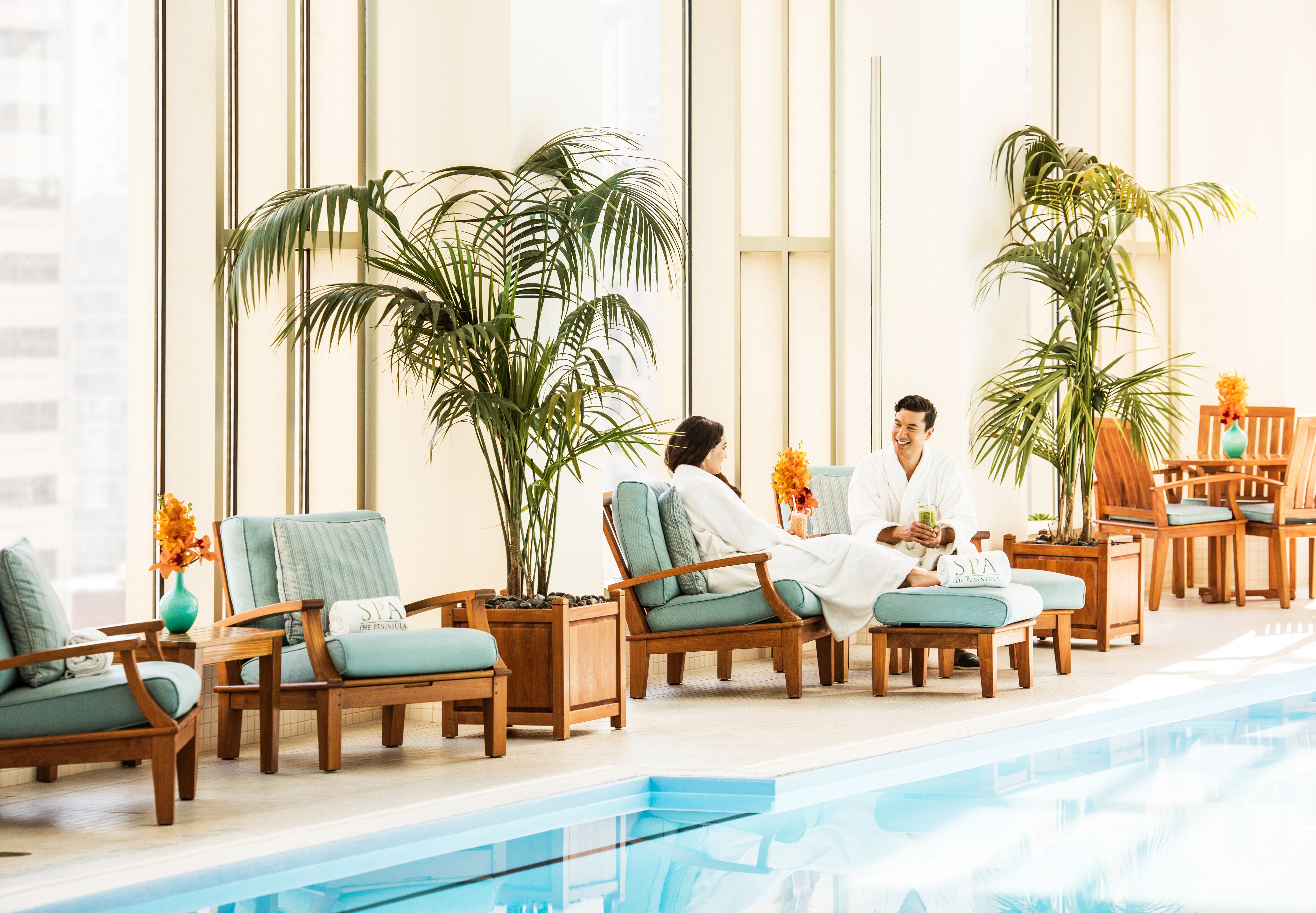 The Peninsula Spa The Magnificent Mile