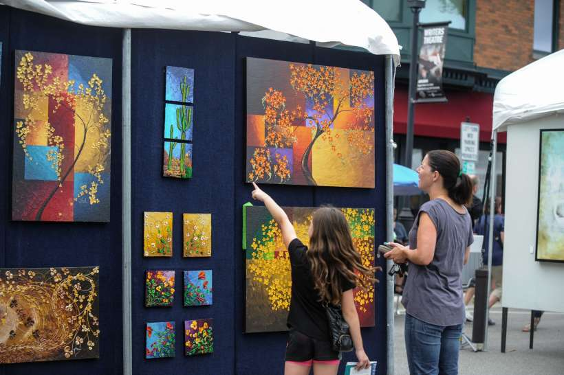 Barrington Art Festival | The Magnificent Mile