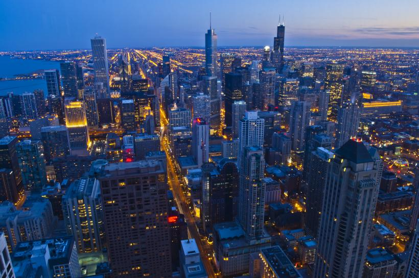 Signature Room At the 95th, The | The Magnificent Mile