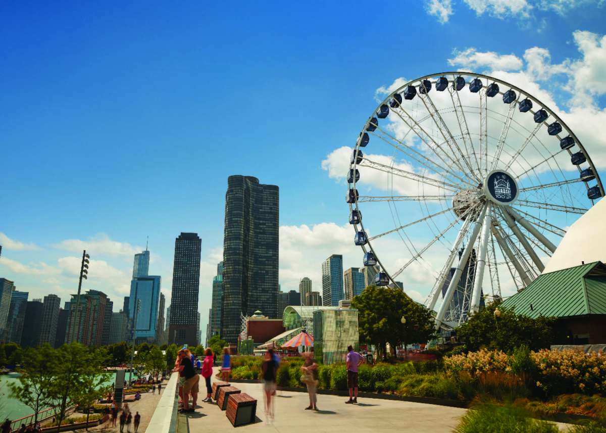Navy Pier The Magnificent Mile
