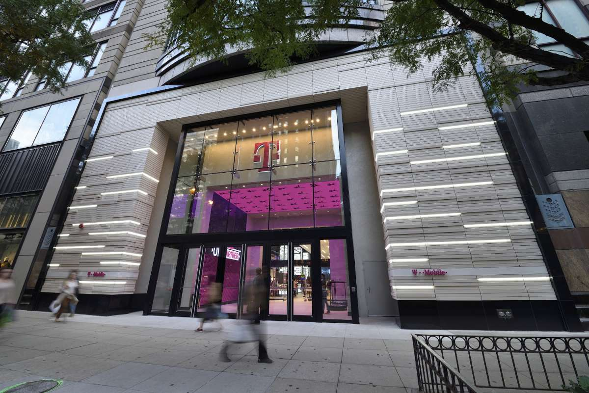 T Mobile The Magnificent Mile