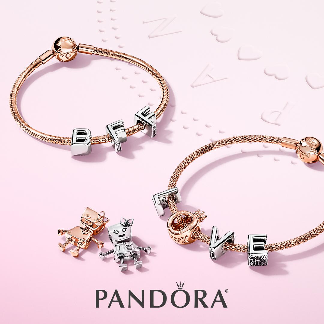 Pandora Jewelry Collection: PANDORA's New Signature Collection