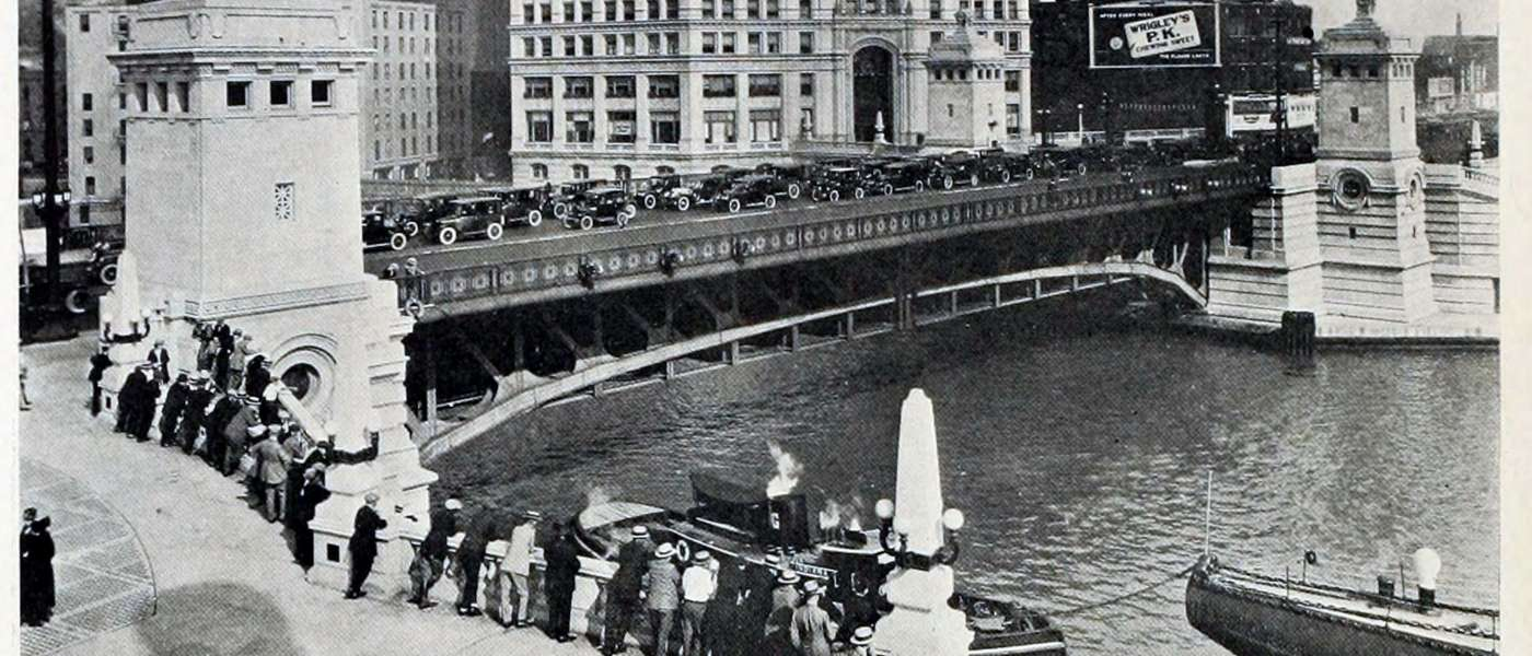 DuSable Bridge History 2