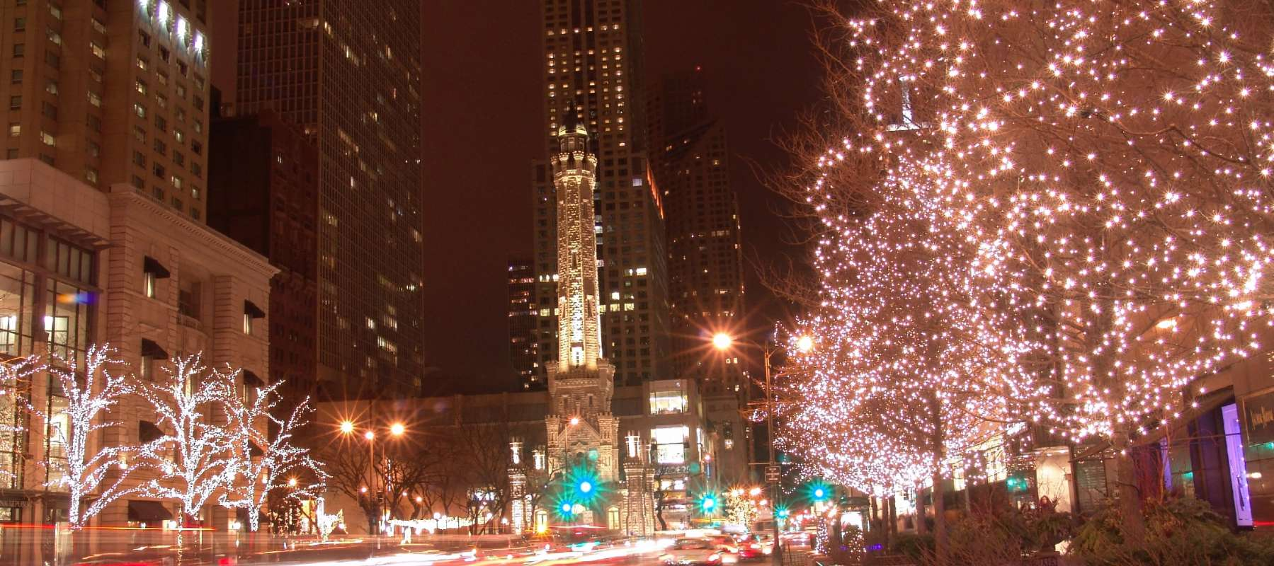 Lights Festival   Chicago Event   The Magnificent Mile
