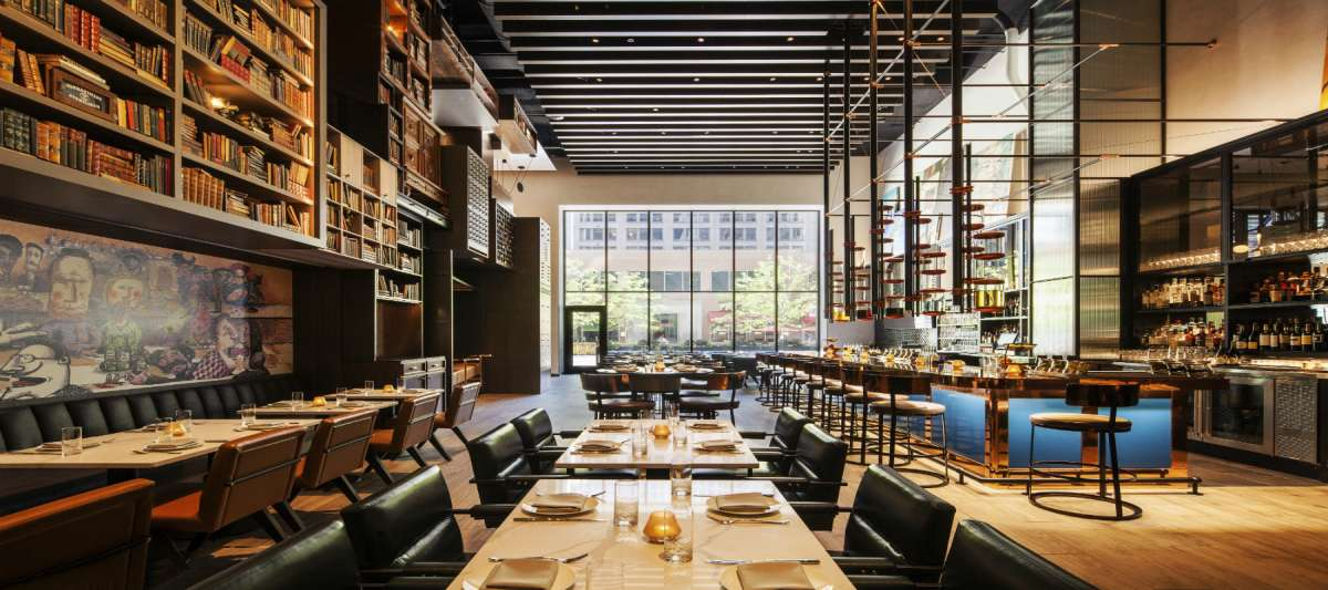 Best Restaurants In Chicago The Magnificent Mile